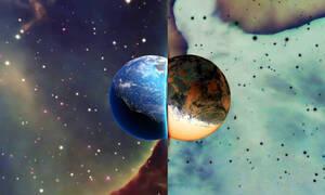 «Φάτα Μοργκάνα»: Tο μυστήριο φαινόμενο που θυμίζει παράλληλο σύμπαν (Vid)