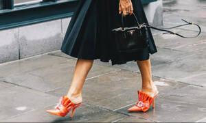 Οι πιο hot τάσεις στα παπούτσια που θα φορέσεις σε λιγότερο από ένα μήνα