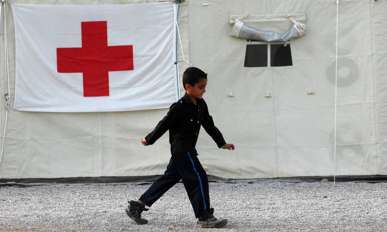 Ολοκληρώθηκε το πρόγραμμα του Ερυθρού Σταυρού και της Κομισιόν για το προσφυγικό