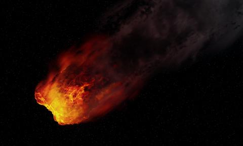 Συναγερμός: «Αστεροειδής θα εμβολίσει τη Γη και κανείς δε μιλά γι' αυτό»
