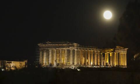 Υπερπανσέληνος 2019: Τι είναι η «σούπερ χιονισμένη σελήνη» που θα δούμε απόψε στον ουρανό