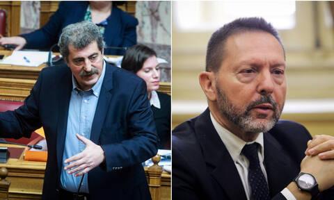 Παρέμβαση εισαγγελέα για τη δημοσιοποίηση της συνομιλίας Πολάκη - Στουρνάρα