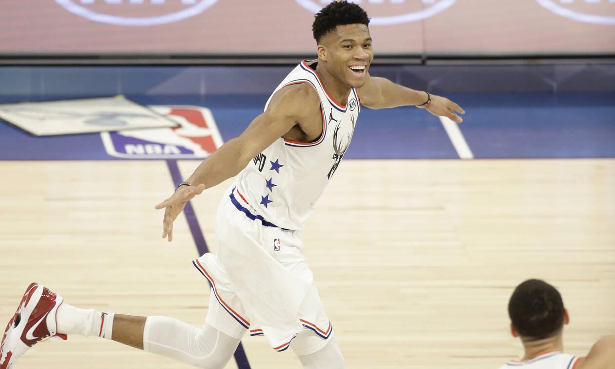 NBA: Πάνε για το «μπαμ» με Αντετοκούνμπο οι Ουόριορς