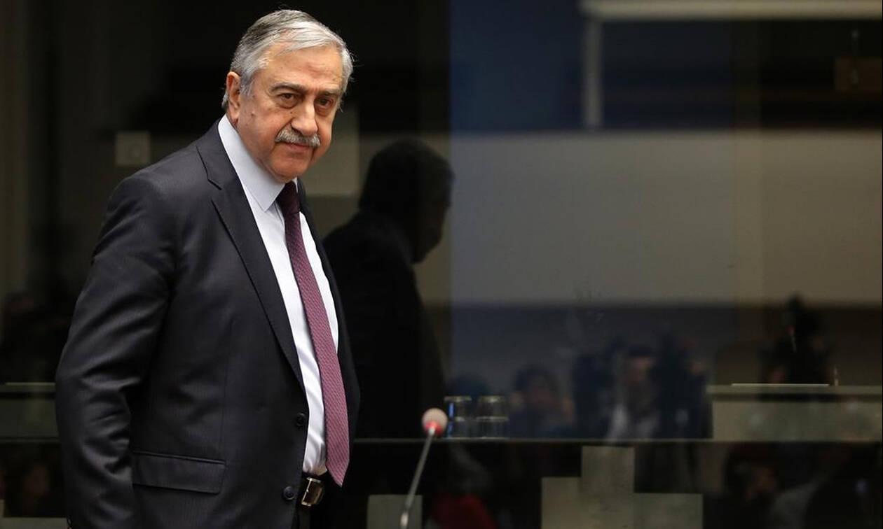 Ακιντζί για Κυπριακό: «Ανοιχτός» να ακούσει τις προτάσεις Αναστασιάδη
