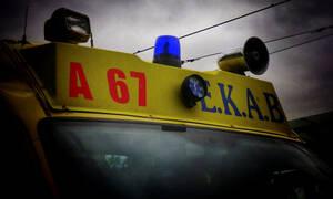 Σοβαρό τροχαίο στην Ηλεία: Διασωληνομένος 35χρονος μετά από τροχαίο