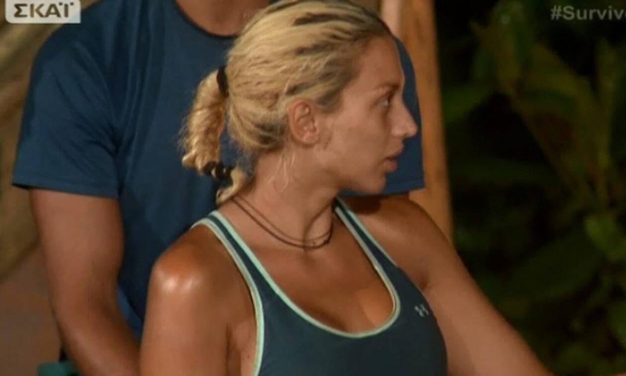Η Σπυροπούλου αποκαλύπτει: Θα μπω ξανά στο Survivor αν...