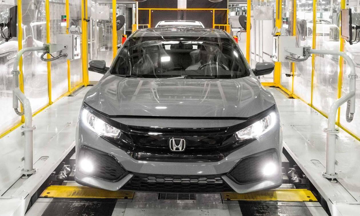 H Honda θα κλείσει το εργοστάσιό της στη Μεγάλη Βρετανία και θα ενισχύσει αυτό της Τουρκίας