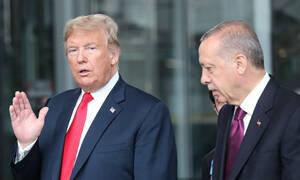 Έληξε το τελεσίγραφο: Ο Τραμπ «τελειώνει» τον Ερντογάν
