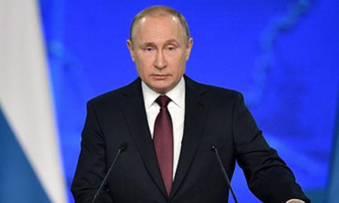 Ипотека, демография, борьба с онкологией. Главное из послания Путина Федеральному собранию