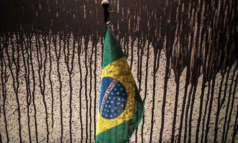Σοβαρές ζημιές στην πρεσβεία της Βραζιλίας από το «πέρασμα» του Ρουβίκωνα