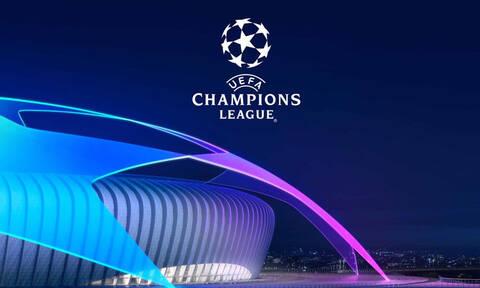 Champions League Live: Οι «μάχες» σε Μαδρίτη και Γερμανία