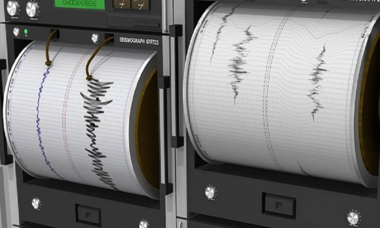 Σεισμός 4,9 στην Τουρκία - Αισθητός και στην Μυτιλήνη