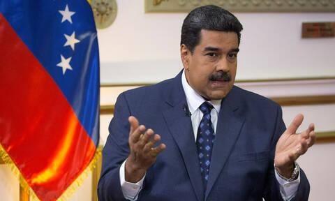 Βενεζουέλα: Ο Μαδούρο απαγόρευσε τον απόπλου όλων των πλοίων
