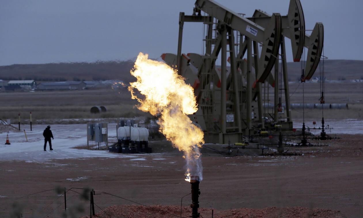 Μικρή άνοδος στη Wall Street - «Καλπάζει» η τιμή του πετρελαίου