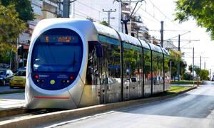 Τραμ: Διακοπή της κυκλοφορίας σε τμήμα της παραλιακής γραμμής