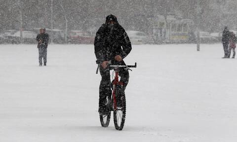 Καιρός - «Ωκεανίς»: Προσοχή! Πλησιάζει ο χιονιάς στη χώρα - Πού και πότε θα «χτυπήσει» (pics)