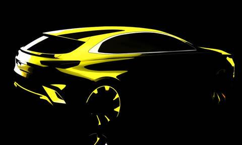 Kia Xceed Compact Crossover: Πρώτη εικόνα πριν τη Γενεύη