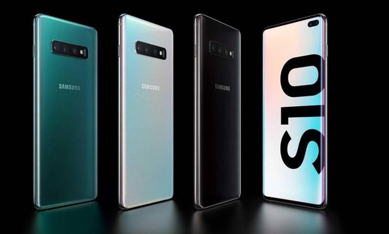 Ξεκίνησαν στα Public οι προπαραγγελίες για το νέο Samsung Galaxy S10