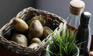 Το μυστικό για βράσεις όπως και όσο πρέπει μία πατάτα