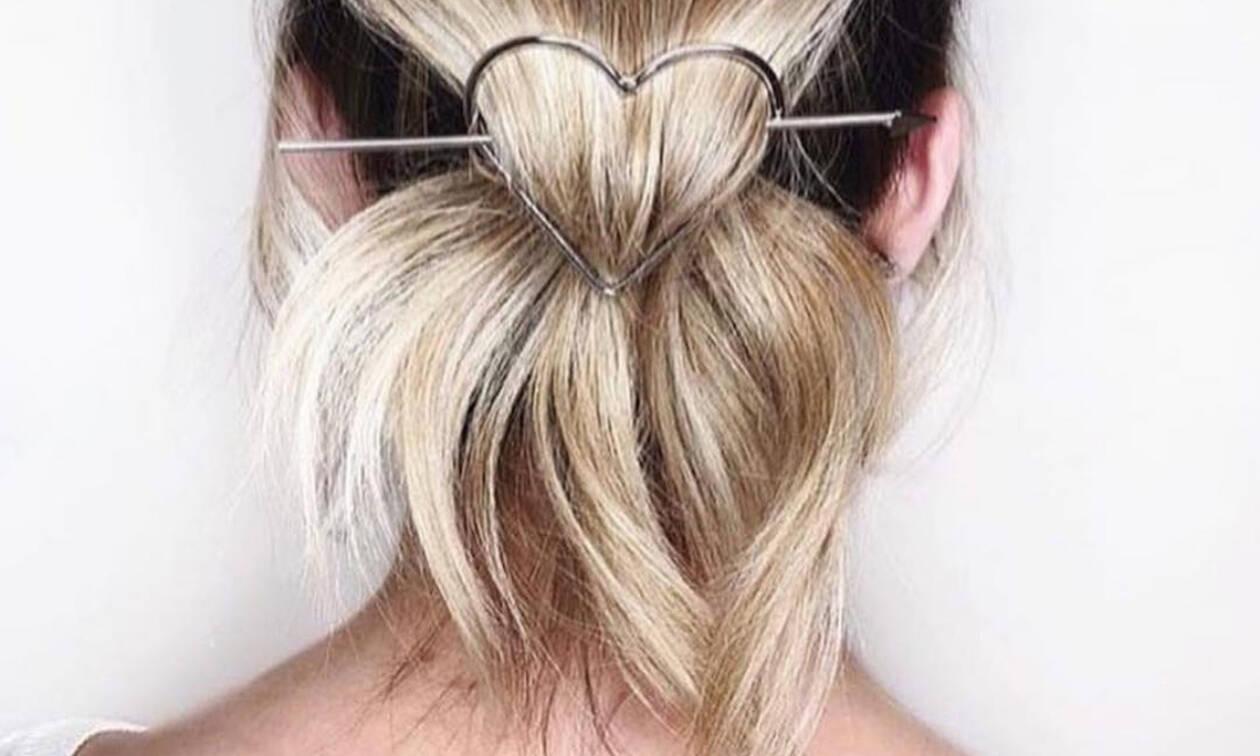 10 τρόποι για να πιάνεις τα μαλλιά σου αλογοουρά κάθε μέρα!