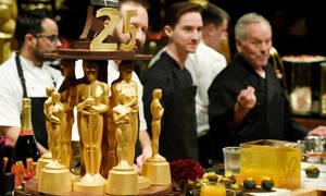 Όσκαρ: Ο σεφ αποκαλύπτει τo μενού που λατρεύουν οι διάσημοι στην τελετή απονομής!