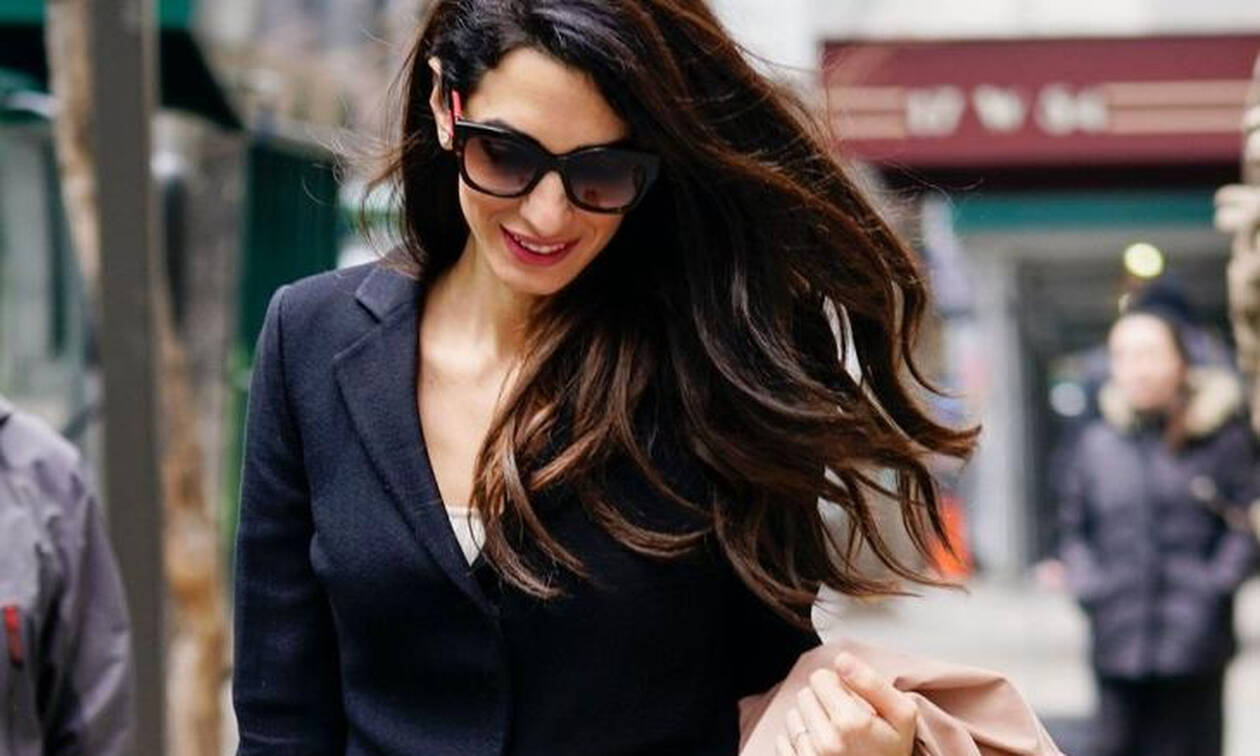 Τι φόρεσε η Amal Clooney στο baby shower της Meghan Markle;