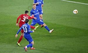 Europa League: Η γκολάρα του Ζιλ Ντίας βγαίνει καλύτερη σε ψηφοφορία της UEFA (photo+video)