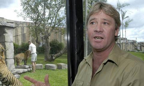 Steve Irwin: H Google τιμά με doodle τον «Κροκοδειλάκια» (pics)