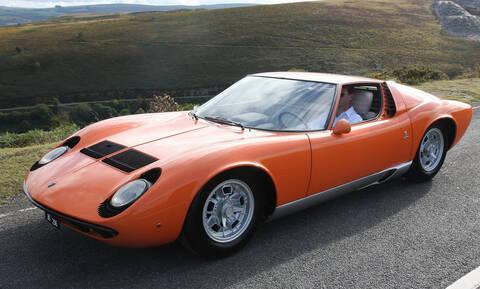 Η Lamborghini Miura του θρυλικού The Italian Job βρέθηκε μετά από 50 χρόνια! (Video)