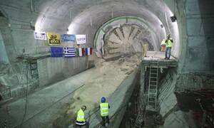 В Афинах в июне откроются новые станции метро