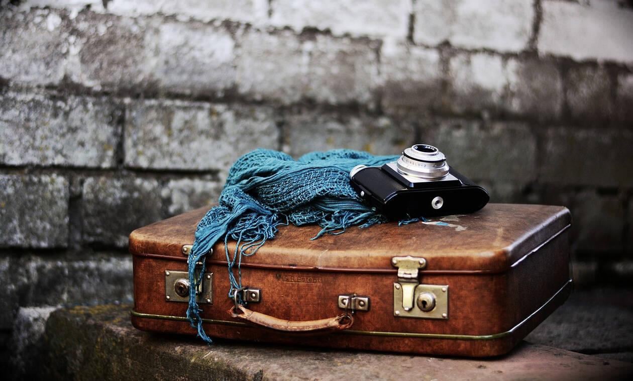 Πρόβλημα βαλίτσα: 6 tips για να εξοικονομήσεις χώρο