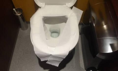 Βάζετε στη λεκάνη της τουαλέτας χαρτί; Μην το ξανακάνετε...