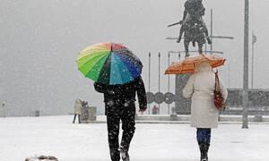 Καιρός – «Ωκεανίς»: Ανατροπή με το χιονιά! Τι θα συμβεί σε Αθήνα και Θεσσαλονίκη