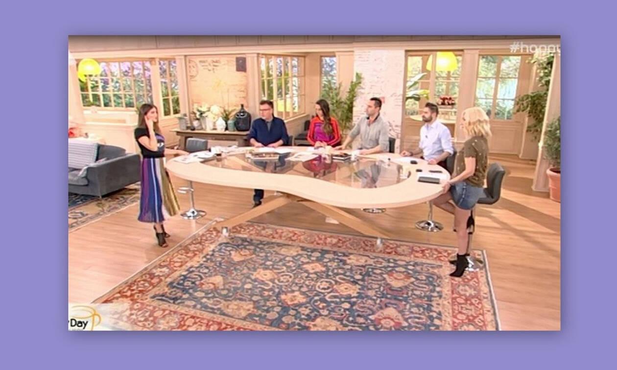 Νέος έρωτας στην showbiz; Η αποκάλυψη on air της Σταματίνας Τσιμτσιλή