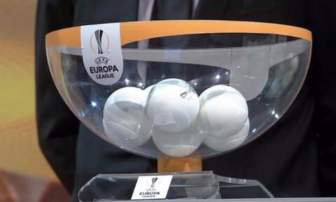 Europa League: Η κλήρωση των «16»
