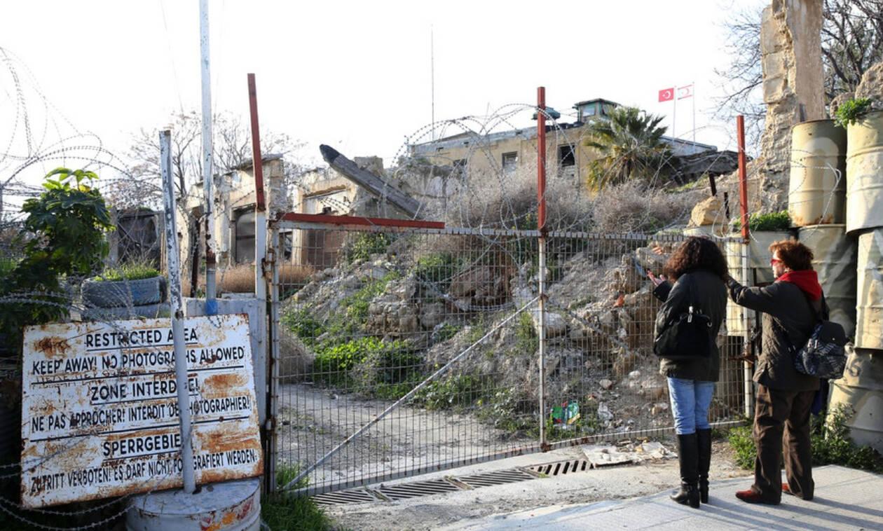 Εξοργιστική πρόκληση στην Κύπρο: Ο τουρκικός στρατός κατέλαβε έδαφος στη νεκρή ζώνη