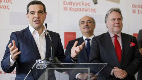 Τσίπρας: Η Ελλάδα πλέον διαδραματίζει κεντρικό ρόλο στο ευρωπαϊκό γίγνεσθαι