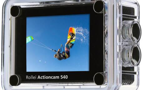 Αυτή η action κάμερα αντέχει και στη θάλασσα