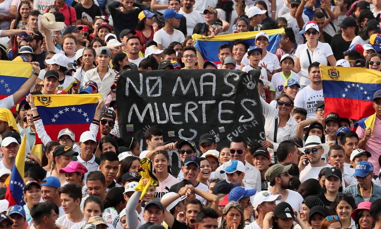 Πυροβολισμοί στα σύνορα Βενεζουέλας – Βραζιλίας: Μία νεκρή και πολλοί τραυματίες (vid)