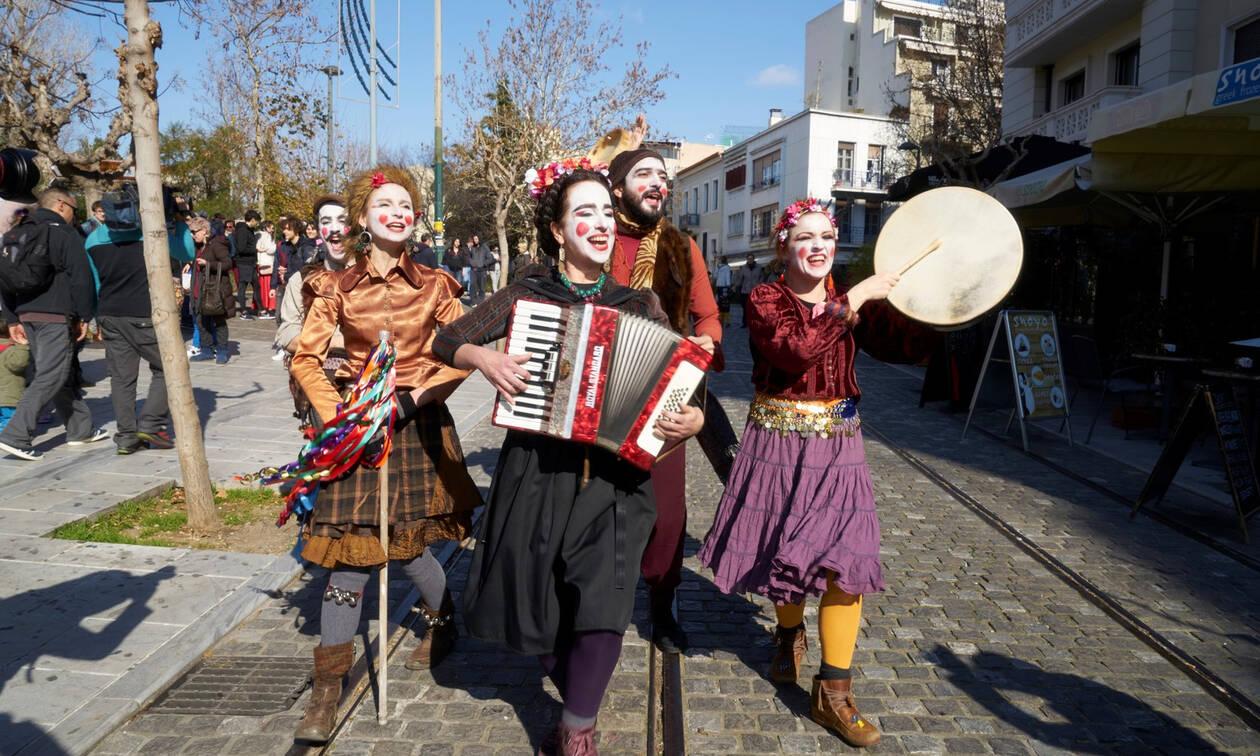 Ξεκινούν το Σάββατο (23/2) οι αποκριάτικες εκδηλώσεις του δήμου Αθηναίων (pics)