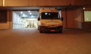 ΣΟΚ στην Λάρισα: Βρέθηκε πτώμα σε προχωρημένη σήψη