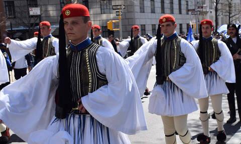 Νέα Υόρκη: Ανεπιθύμητοι οι Έλληνες πολιτικοί στην παρέλαση για την 25η Μαρτίου