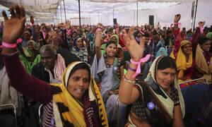Ινδία: Μαζικές διαδηλώσεις ενάντια στους βιασμούς γυναικών