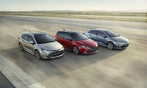Νέα Toyota Corolla: Εκκίνηση από τις 17.100 ευρώ