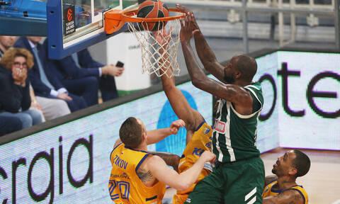 Παναθηναϊκός ΟΠΑΠ - Χίμκι: Το ημίχρονο α λα NBA των «πρασίνων»