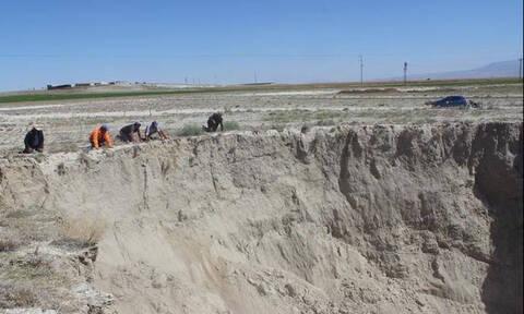 Το τέλος του κόσμου; Γιγαντιαίες τρύπες ανοίγουν στην Τουρκία - Τι λένε οι επιστήμονες
