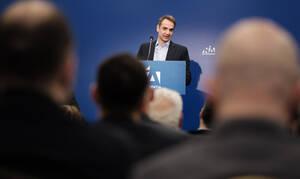 Ο Κυριάκος Μητσοτάκης παρουσίασε το πρόγραμμα της ΝΔ για την Υγεία