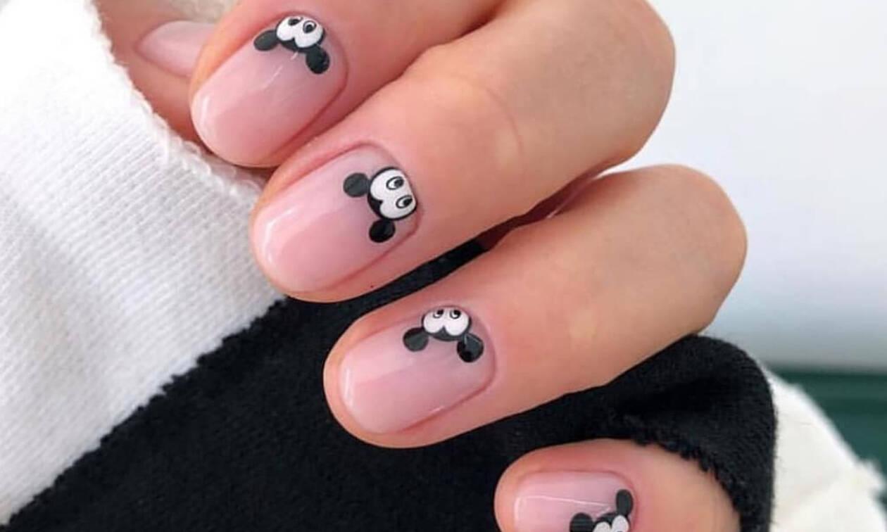 Αυτά είναι τα σχέδια στα νύχια που θα σου φτιάξουν τη διάθεση