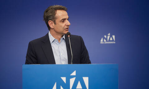 """ND leader Mitsotakis: 'We are counting down to the elections"""""""
