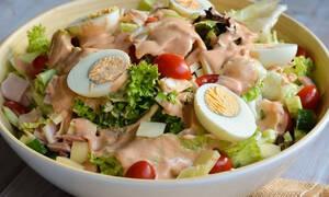 Η συνταγή της ημέρας: Σαλάτα του σεφ